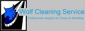 Tuintegels schoonmaken